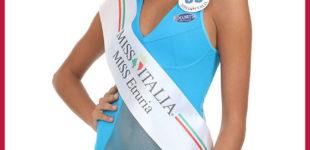 Cerveteri, Lucrezia Terenzi alla finalissima di Miss Italia
