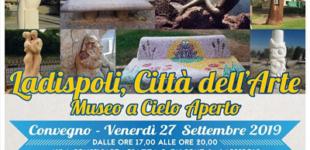 Convegno 'Ladispoli città dell'arte': gli studenti del 'Di Vittorio' curano l'accoglienza