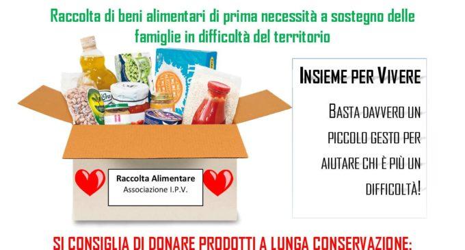 Cerveteri, sabato giornata di raccolta alimentare al Supermercato Carrefour