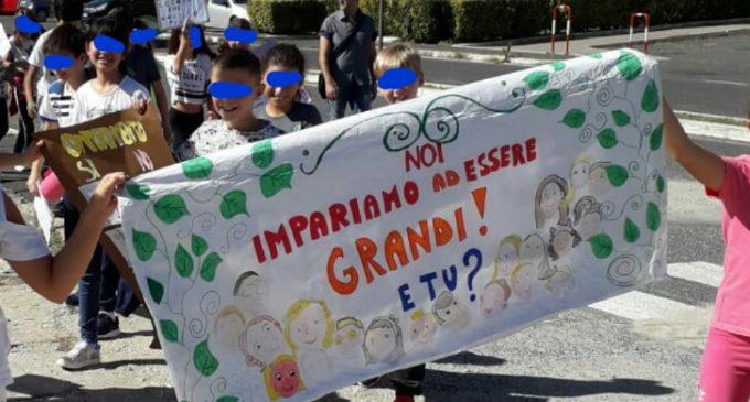 """Bracciano, Istituto Comprensivo Tommaso Silvestri per """"Fridays for Future"""""""