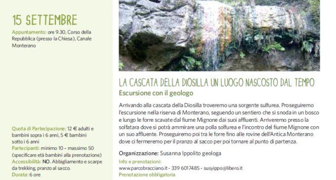 Tesori Naturali: La cascata della Diosilla un luogo nascosto dal tempo