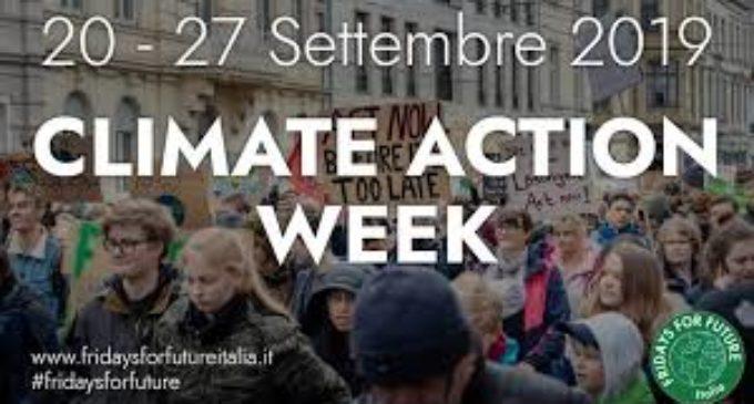 Domani 27 settembre va in scena lo sciopero per il clima in tutta Italia