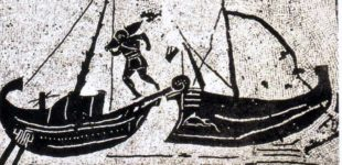 """Da Santa Marinella alla Cina: Il Museo del mare alla mostra """"Portus"""""""