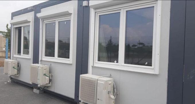 Anguillara, aggiornamento su installazione moduli per scuola provvisoria