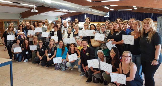 Ladispoli: Realizzato Sabato 5 ottobre, il corso teorico pratico sulle manovre di disostruzione delle vie aeree