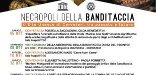 Cerveteri, Sala del Granarone: Conferenza RanieroMengarelli e l'invenzione moderna del paesaggio antico della Banditaccia