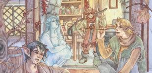 A Roma il 18 ottobre, alla libreria letteraria Horafelix sarà presentato il Percy's songil graphic noveldi Martina Rossi