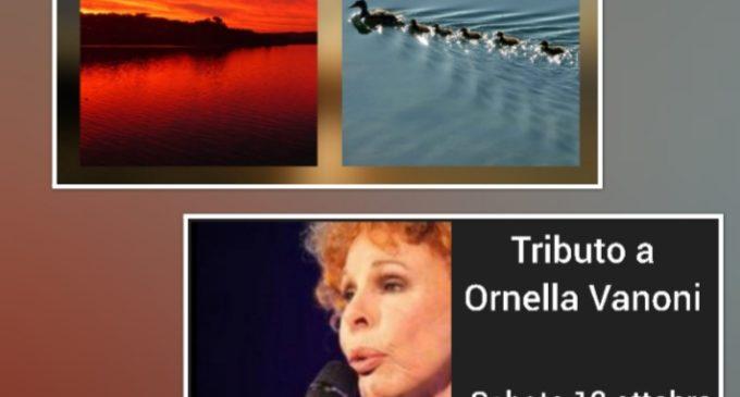 Viterbo: Sabato 12 Ottobre, doppio appuntamento ricco di emozioni con il tributo a Ornella Vanoni