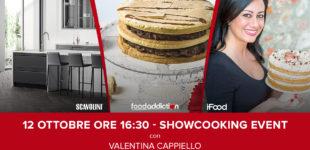 """Bracciano: """"Profumi d'infanzia"""" con le torte nude della pastry blogger di iFood Valentina Cappiello"""