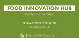 Bracciano, Regione Lazio: Food Innovation Hub – 11 novembre ore 17:30