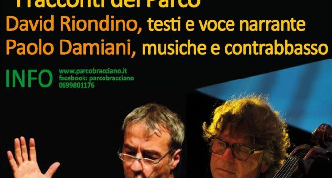 """Venti Anni di Parco: Sabato 23 Novembre ore 16:30 """"Poesia e Jazz, I racconti del Parco"""""""
