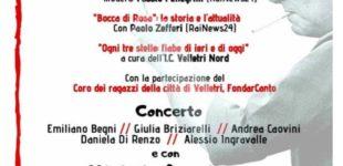 """Roma, il 3 novembre: """"Per chi ha toccato il corpo con la mente"""" la poetica di F. De André"""