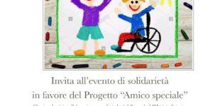 """Bracciano: Il 6 dicembre, progetto """"Amico Speciale"""""""