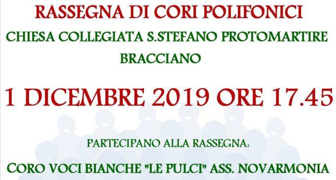 """Al via la IV Edizione di """"Corinduomo 2019"""" il 1 dicembre, Duomo di Bracciano ore 17:45"""