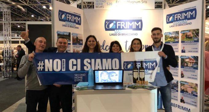 Frimm Magnum Bracciano: Fiere immobiliari all'estero per creare un Brand nel nostro territorio