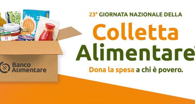 Giornata Nazionale della Colletta Alimentare: a Cerveteri nove supermercati e tanti volontari