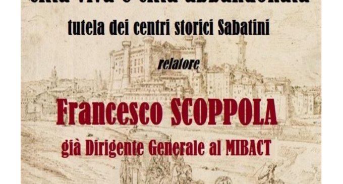 """Bracciano, il 9 novembre con Forum Clodii """"Città viva e città abbandonata, tutela dei centri storici sabatini"""""""
