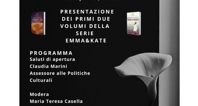 """Biblioteca Bracciano, il 28 novembre, presentazione dei libri """"E niente sia"""" di Giulia Beyman e """"Chiedi al passato""""di Elisabetta Flumeri e Gabriella Giacometti"""