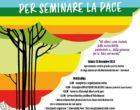 """Cerveteri, """"In marcia con gli alberi… per seminare la Pace"""": una giornata dedicata al territorio e ai cittadini"""