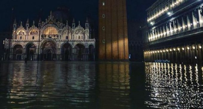 Maltempo Venezia: Danni ingenti a San Marco e due vittime nella Pallestrina