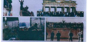 """Cerveteri, """"Oltre i Muri"""": al Granarone un pomeriggio a trent'anni dalla caduta del Muro di Berlino"""
