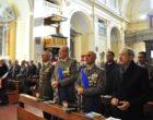 Ricorrenza della Festività di S. Barbara e Cerimonia del cambio del drappo alla Bandiera di Guerra dell'Arma di Artiglieria