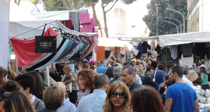 Gli Ambulanti di Forte dei Marmi a Roma San Paolo District sabato 18 e domenica 19 gennaio 2020 – Segnalazione Evento
