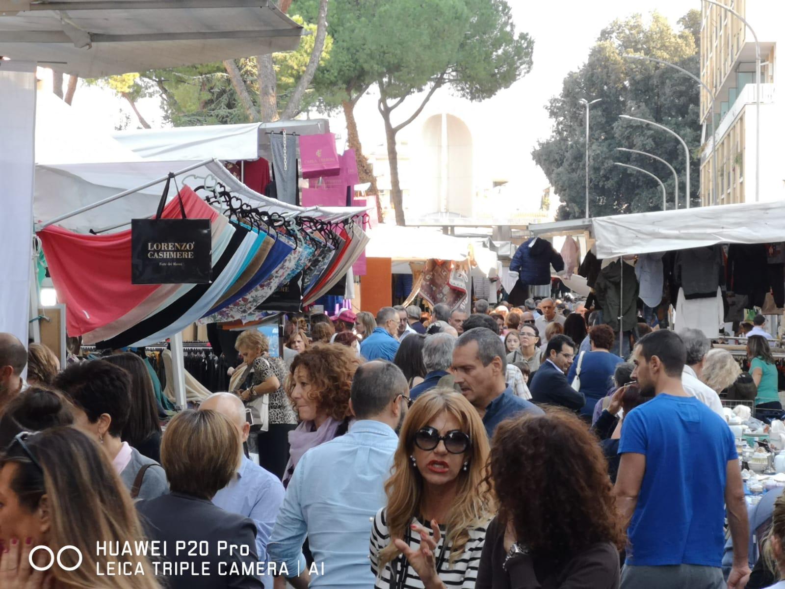 Gli Ambulanti Di Forte Dei Marmi A Roma San Paolo District Sabato 18 E Domenica 19 Gennaio 2020 Segnalazione Evento Lagone