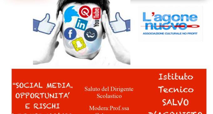 """Bracciano, ITG Salvo D'Acquisto: il 25 gennaio presenta """"Social Media opportunità e rischi legati all'utilizzo della Rete"""""""
