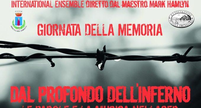 Anguillara Sabazia celebra la Giornata della memoria il 26 gennaio ore 19