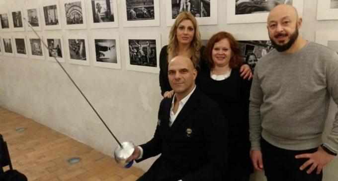 EnGarde, Andrea Pellegrini emoziona Cerveteri