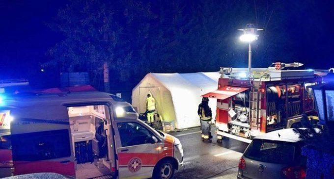 Alto Adige: Auto travolge 11 persone 6 i morti