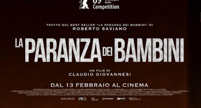 EDUCAZIONE ALLA  LEGALITÀ AL CINEMA MODERNO DI CERVETERI:  LA  PARANZA  DEI BAMBINI