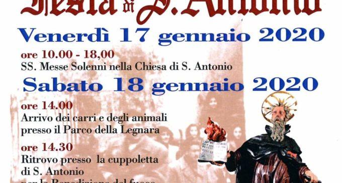 Cerveteri festeggia Sant'Antonio Abate