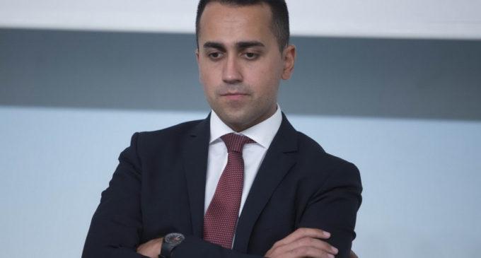 Governo, Di Maio ha annunciato le sue dimissioni da capo del M5S