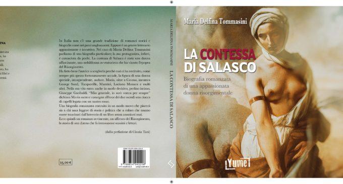 """Bracciano: """"LA CONTESSA DI SALASCO"""" di M.Delfina Tommasiniil 5 marzo ore 15 presso Biblioteca comunale"""