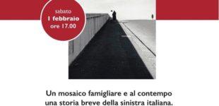 """Bracciano, Anna Foa presenta """"LA FAMIGLIA F."""" Sabato 1 febbraio ore 17 presso Archivio Storico"""