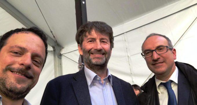 DTC Lazio, Canale premiato dal Ministro Franceschini