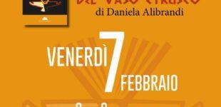 """Ladispoli: In biblioteca """"I misteri del vaso etrusco"""",  l'ottavo romanzo di Daniela Alibrandi"""