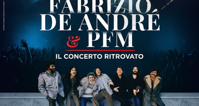 Trevignano Romano: Il Concerto Ritrovato – Fabrizio De André e la PFM