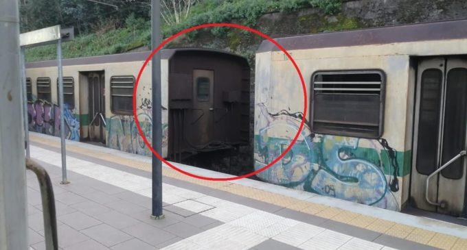 Roma-Viterbo choc: il treno si spezza, Sos sulla sicurezza