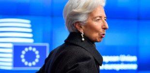 """Lagarde fa inversione a U: """"Pronti ad alzare il Qe"""""""
