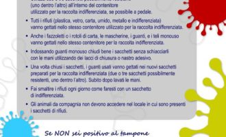 Il Comune di Canale Monterano informa: gestione dei rifiuti