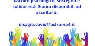 Asl Roma 4 parte il progetto: Vicino a voi… insieme
