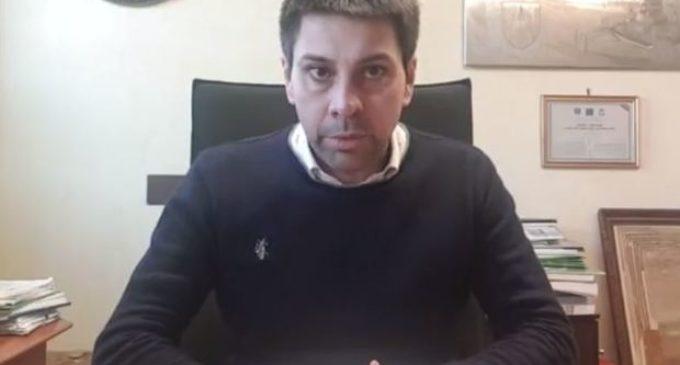 """Caso di Covid-19 a Oriolo, Sindaco Rallo in diretta FB: """"Oriolo è una comunità forte!"""""""