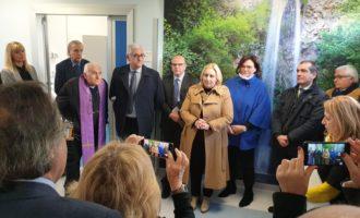 Inaugurato oggi il reparto di UOC Ortopedia e Chirurgia, dell'ospedale Padre Pio di Bracciano