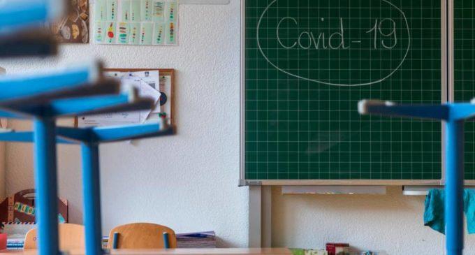 La Comunità Scolastica del Liceo Vian ai tempi del covid -19