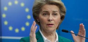 Coronavirus, Von der Leyen: 'Lo stop al patto per gestire la crisi'