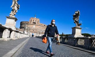 Come mai il Lazio (e Roma) stanno reggendo all'impatto col virus