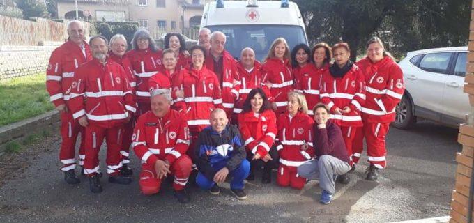 La Croce Rossa dai primi giorni del Covid-19 a sostegno dei cittadini oriolesi